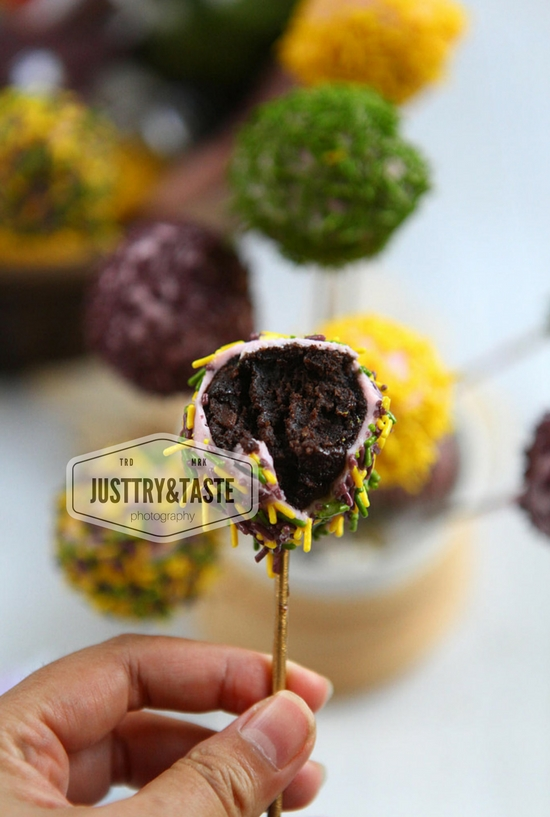 Resep Cake Pop