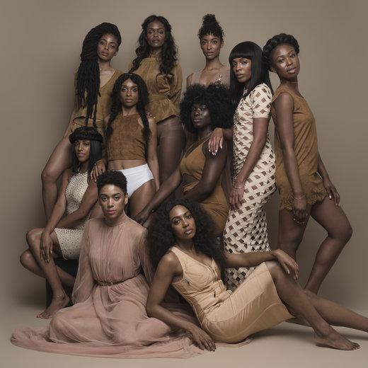Beautiful Women, Black Women