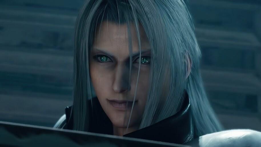 Sephiroth, Final Fantasy 7 Remake, 4K, #7.1037