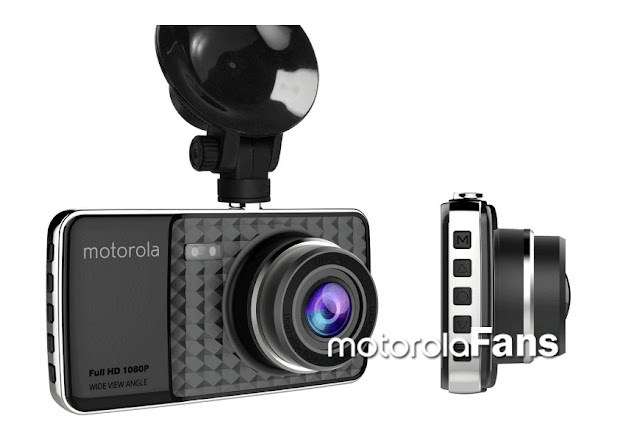 Motorola Is Releasing A Wide-Angle Dash Cam Specially For Cars