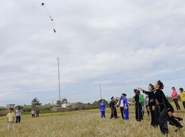 Long Tong festival in Tuyen Quang province 2