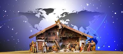 kerststal veilige plek