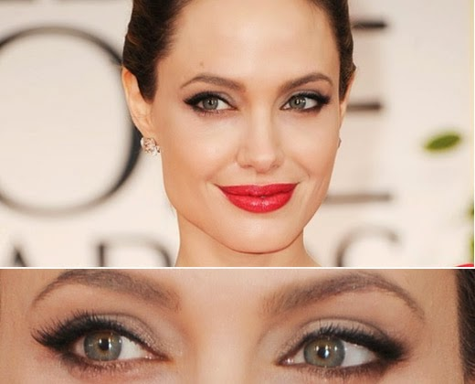 Identifique o formato dos seus olhos