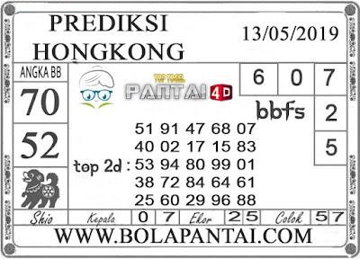 """Prediksi Togel """"HONGKONG"""" PANTAI4D 12 MEI 2019"""