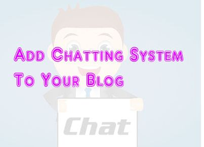 chat to blog