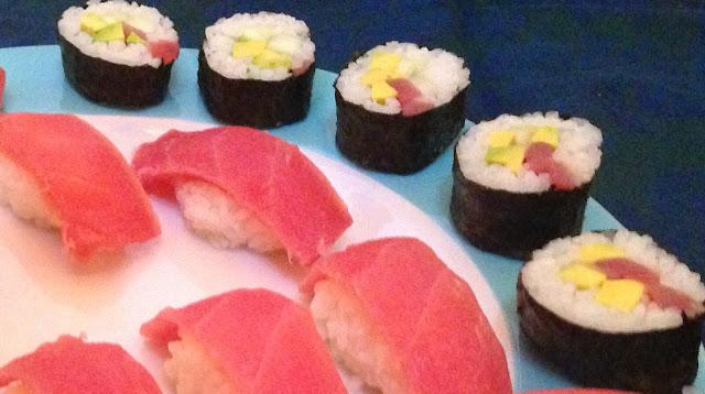 Sushi fatto in casa facile