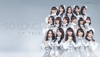 Single ke 16 JKT48 So Long