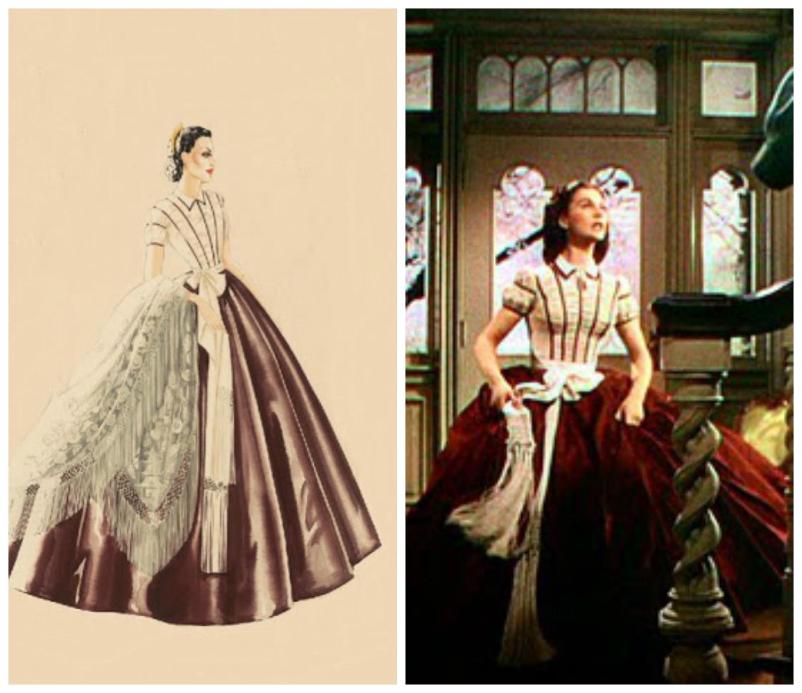 My Favorite... Movie: Via col vento pt. 2 I costumi di Plunkett - Blog  frivolo per gente seria