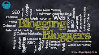 Blogging and blogger
