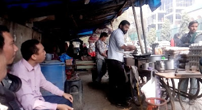 tempat kuliner khas india