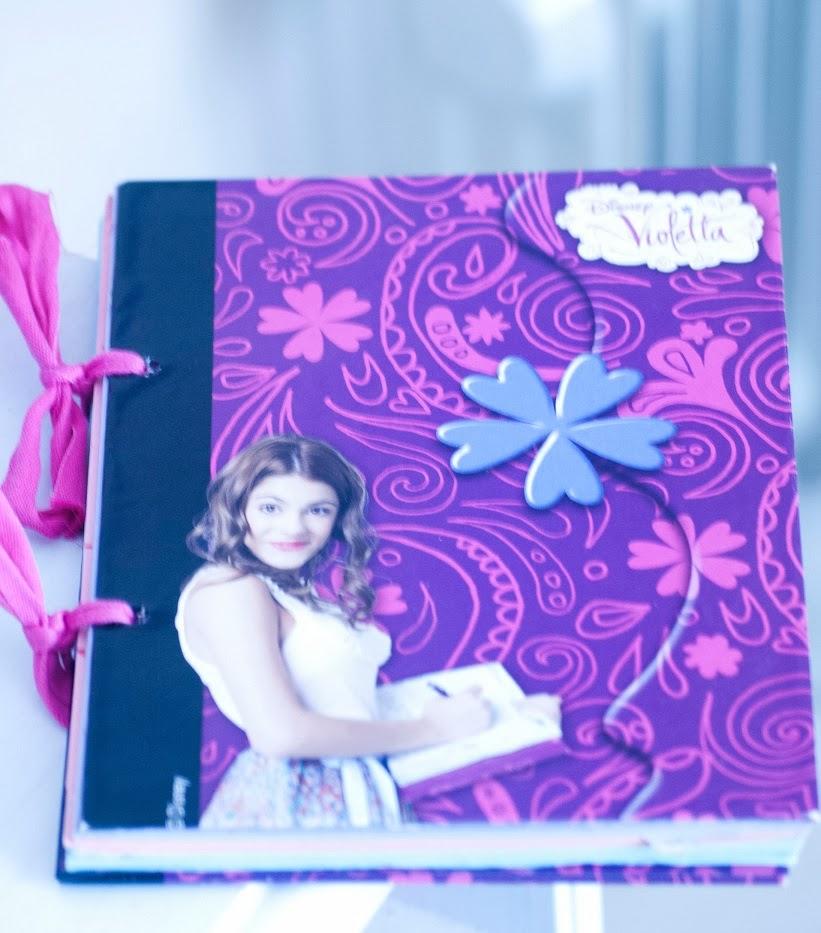 "Crée Ton Journal Intime Violetta : crée, journal, intime, violetta, Decouvertesenfants:, Coffret, ""Crée, Journal, Intime"","