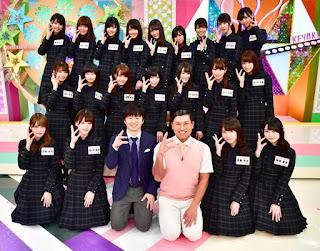 Ep 48 Keyakizaka46 Hiragana Oshi ENG SUB INDO HDTV