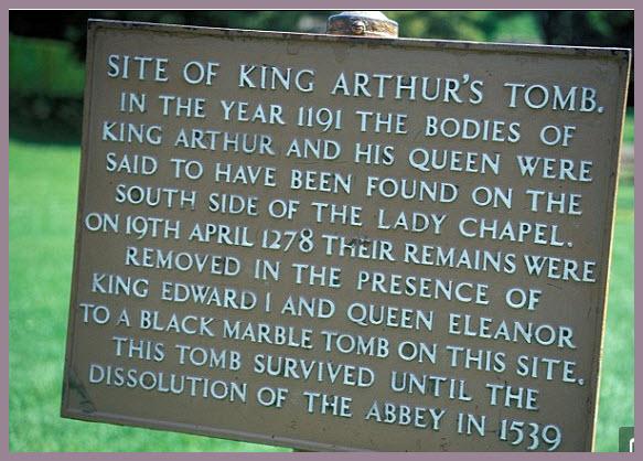 La ganaderia venezolana s t r a v a g a n z a the legendary king arthurs grave found in glastonbury abbey fandeluxe Images
