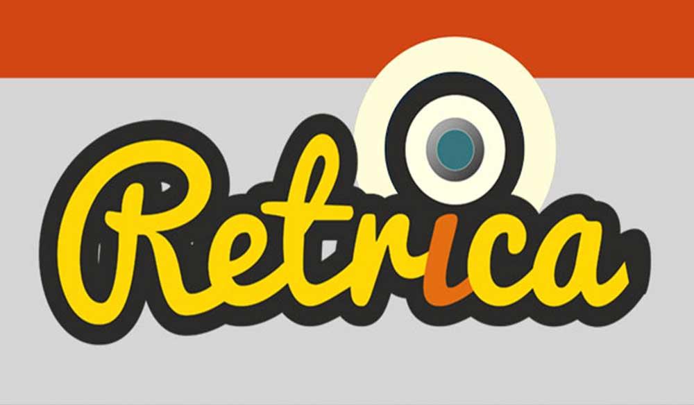Retrica Efektli Fotoğraf Çekme Uygulaması