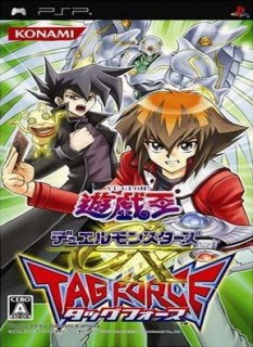 Yu Gi Oh Duel Monsters GX Tagforce JPN PSP WRG