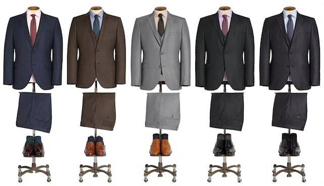 Six Looks With A Three Piece Suit That Dapper Chap