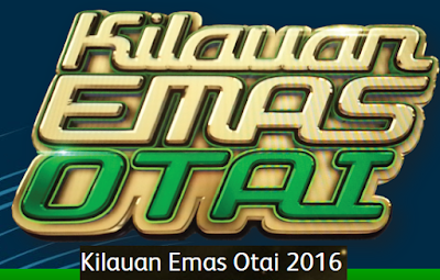 konsert Kilauan Emas Otai 2016