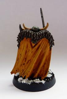 Slaves to Darkness Chaos Warrior, Warhammer Age of Sigmar