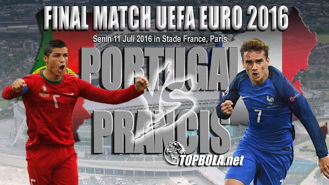 Portugal vs Prancis