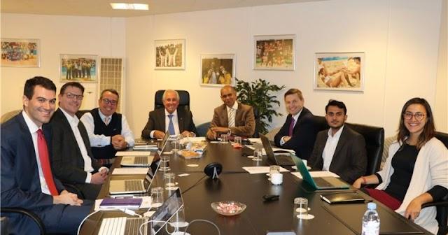Chiến lược phát triển và tầm nhìn của FIVB
