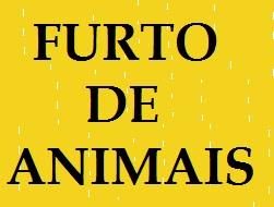 furto de animais, qualificadora, receptação, codigo penal, lei