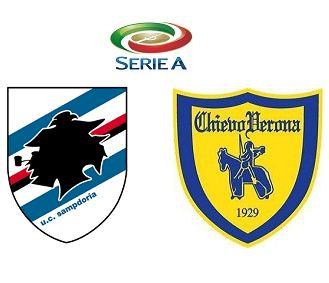 Sampdoria vs Chievo highlights