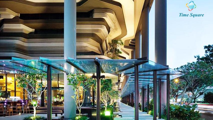 Thiết kế đẳng cáp Risemount Apartment Đà Nẵng