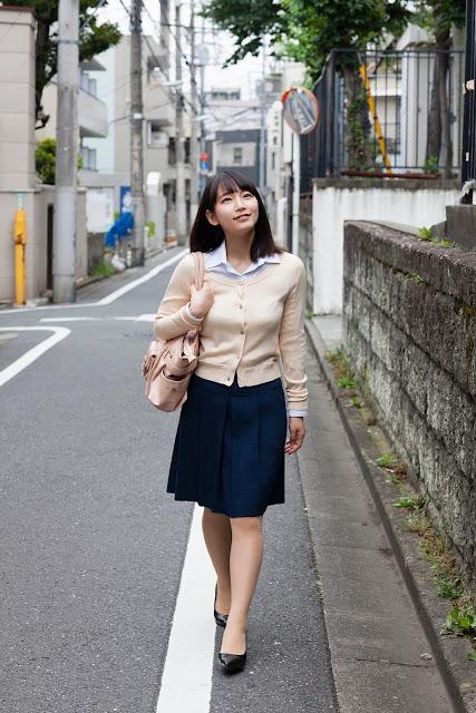 Riho Yoshioka 吉岡里帆 Sensei Shonichi Images 02