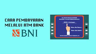 Cara Bayar Pajak Online Via ATM BNI