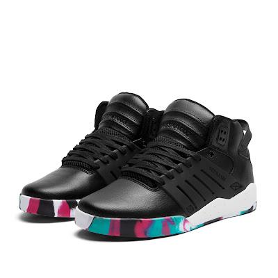 tout neuf a1017 4e0dd L'actu des Sneakers: Supra Skytop III 'Marble'