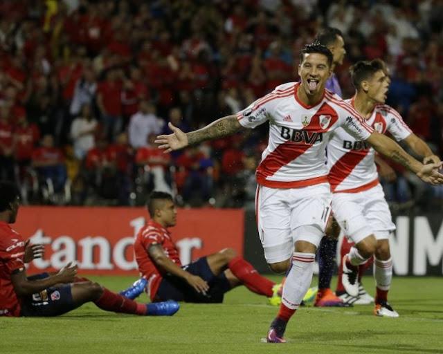 River Plate y su lluvia de goles