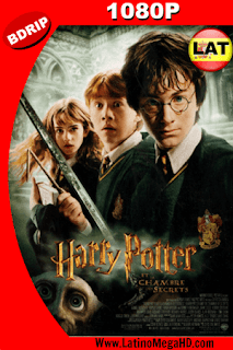 Harry Potter y la Cámara Secreta (2002) Latino HD BDRIP 1080P - 2002