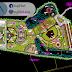 مخطط تهيئة مكان طبيعي landscape اوتوكاد dwg