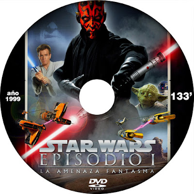 Star Wars I – La amenaza fantasma - [1999]