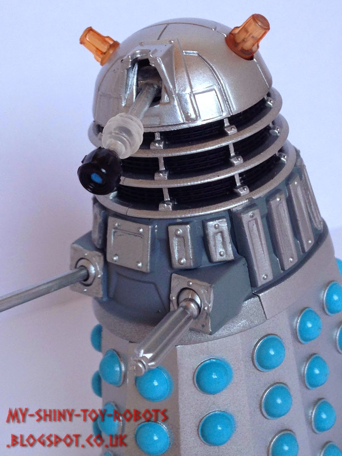 Dalek Drone up close