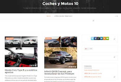 Coches y Motos 10, blog del motor