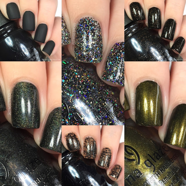 China Glaze Paint It Black