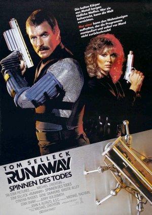 Deepreds Kino Runaway Spinnen Des Todes 1984