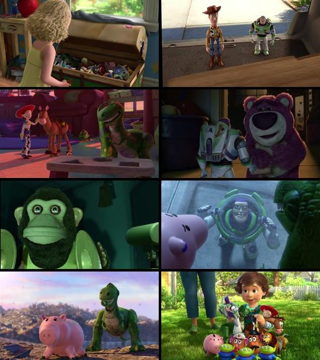 Toy Story 3 2010 Dual Audio Hindi 480p BluRay