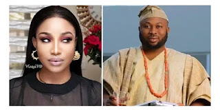 Tonto Dikeh Finally Reveals Why She Called Ex-husband A 40 Seconds Man