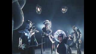 Chōjin Sentai Jetman Vyram Radiguet, Maria, Tran and Grey