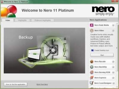 Nero 11.2 Nero Platinum HD