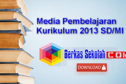 Media Pembelajaran Kurikulum 2013 SD/MI