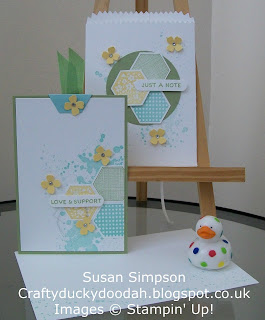 Stampin' Up! Susan Simpson Independent Stampin' Up! Demonstrator, Craftyduckydoodah!, Mini Treat Bag Thinlets, Six-Sided Sampler, Gorgeous Grunge,