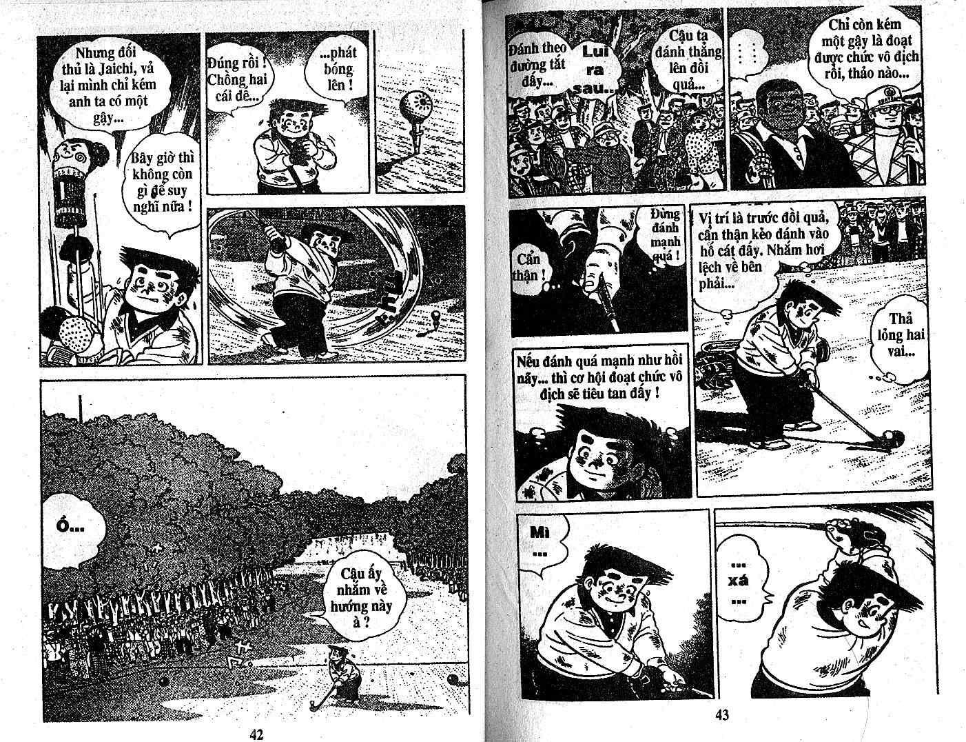 Ashita Tenki ni Naare chapter 20 trang 20