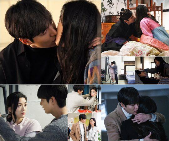 The Imaginary World Of Monika Lee Min Ho And Jeon Ji Hyun Legend