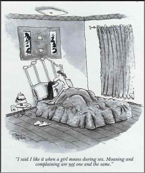 Cartoons about sex