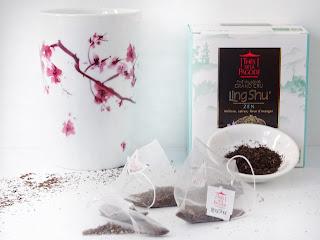 Thé Zen Ling Shu - Thés de la Pagode