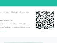Cara Membuka WA (WhatsApp) di Browser Laptop