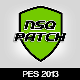 PES 2013 NSQPatch 2013 Update Patch